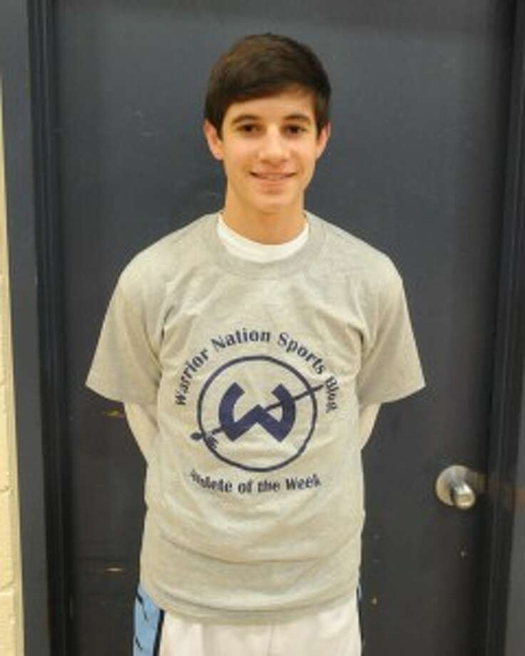 Sophomore leads Wilton to first win, earns final Trackside Teen Center's Athlete of the Week for 2011