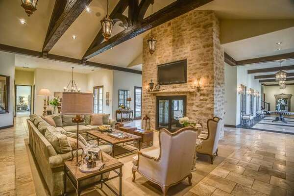 The impressive home at  11201 Norfolk Ave #5  in Lubbock, Texas is listed at $2,400,000.