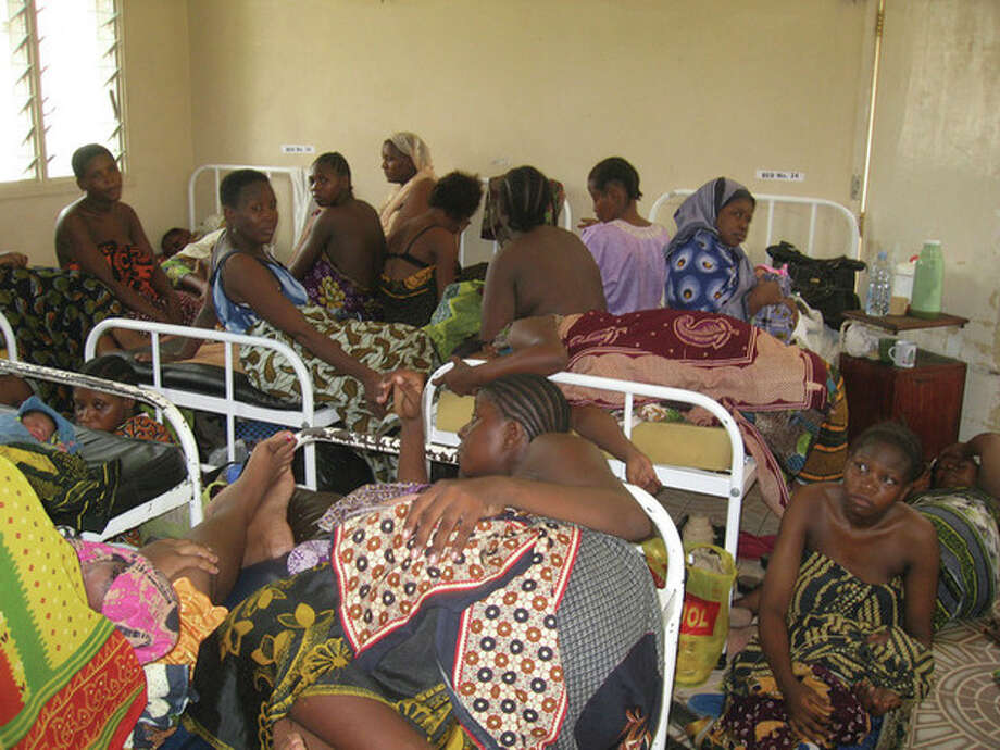 Contributed photo This is one of the district hospitals in Dar es Salaam. About 30,000 babies are delivered each year.