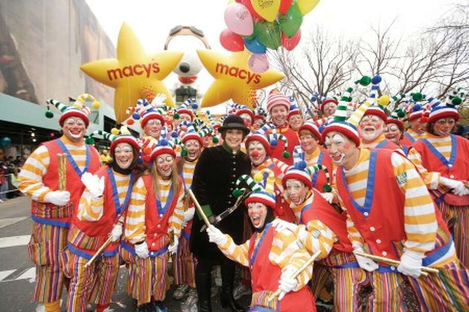 Leading a legacy Norwalk resident handed the reigns of Macy's iconic parade