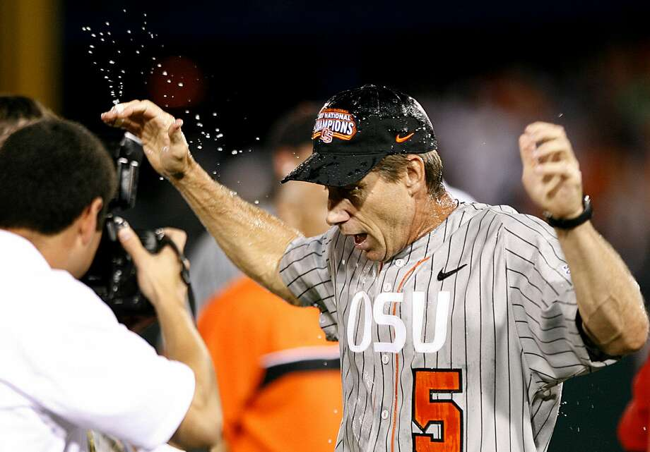 ON THE RADAR?Pat Casey, Oregon StateThe Austin American-Statesman reported this week that Casey has been identified by the Longhorns as their top target. Casey has spent 22 seasons with the Beavers, leading them to back-to-back national titles in 2006 and 2007. Photo: Kevin C. Cox/Getty Images