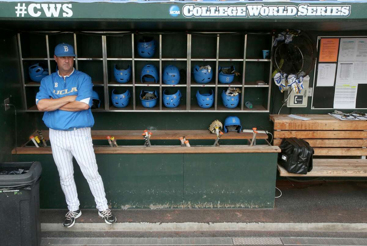 ON THE RADAR? John Savage, UCLA Another coach who's lifted a championship trophy in Omaha, Savage led the Bruins to a College World Series title in 2013 and finished in second place in 2010. But his team has posted losing records in two of the last three years.