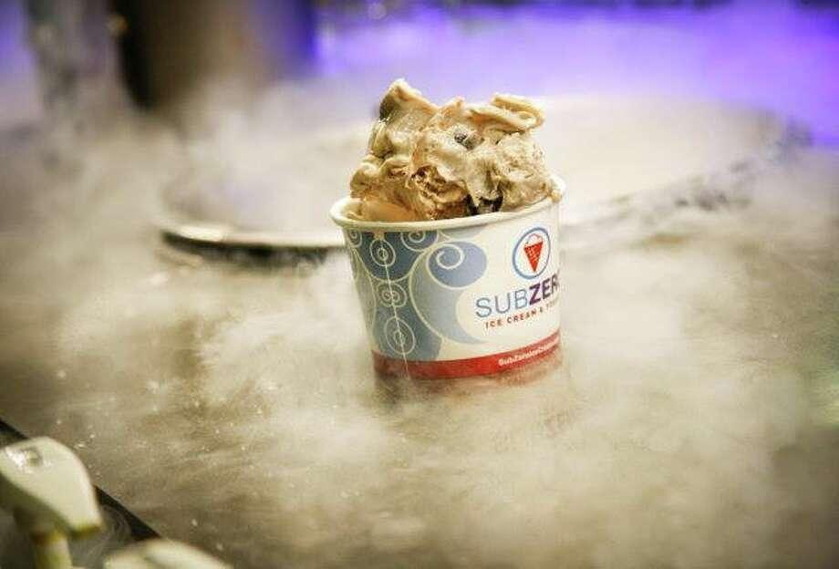 Image result for sub zero liquid nitrogen ice cream