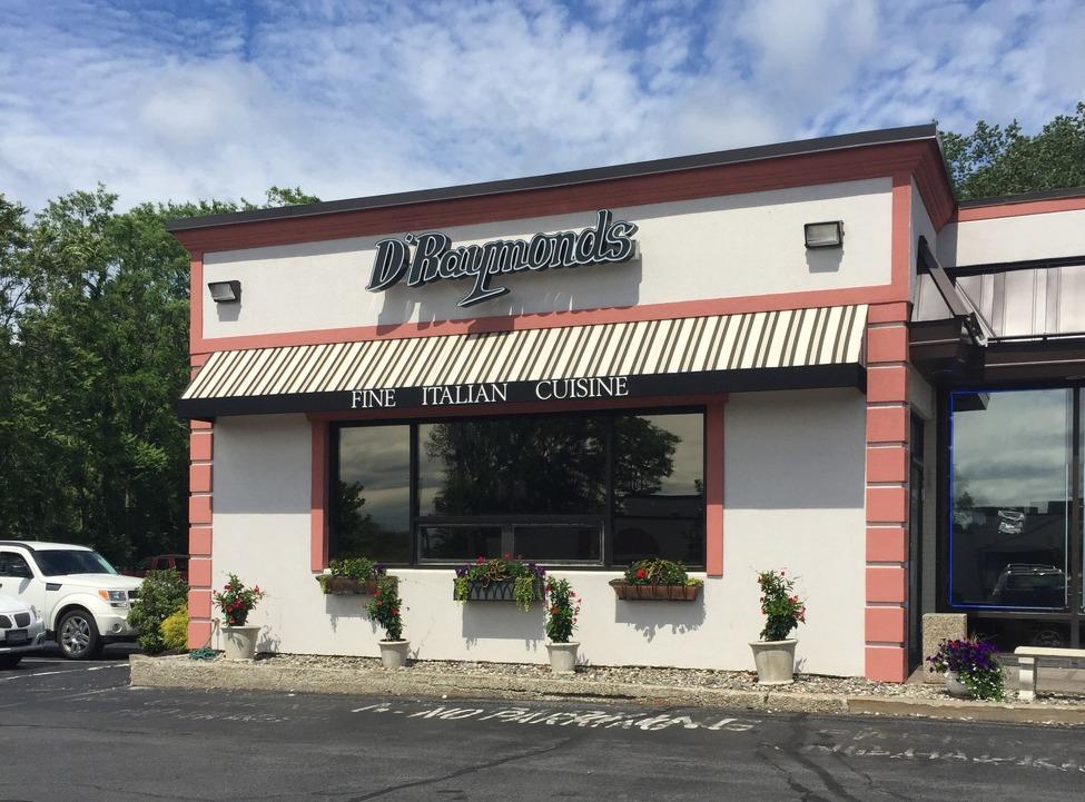 1. D'Raymonds, Loudonville. Visit website.