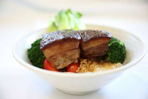 World-famous pork belly stone arrives in SF - SFGate