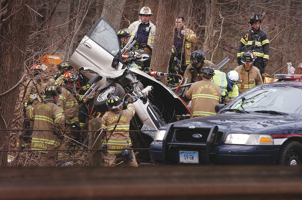 Car Accident On Merritt Parkway Today