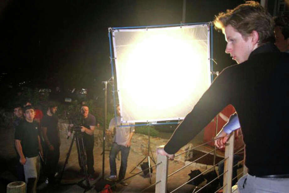 Local filmmakers use Norwalk as backdrop