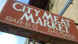 City Meat Market in Giddings, Texas