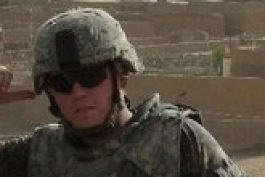 Pfc. David R. Fahey, Jr., 23. was killed yesterday morning after finishing a patrol in Afghanistan.