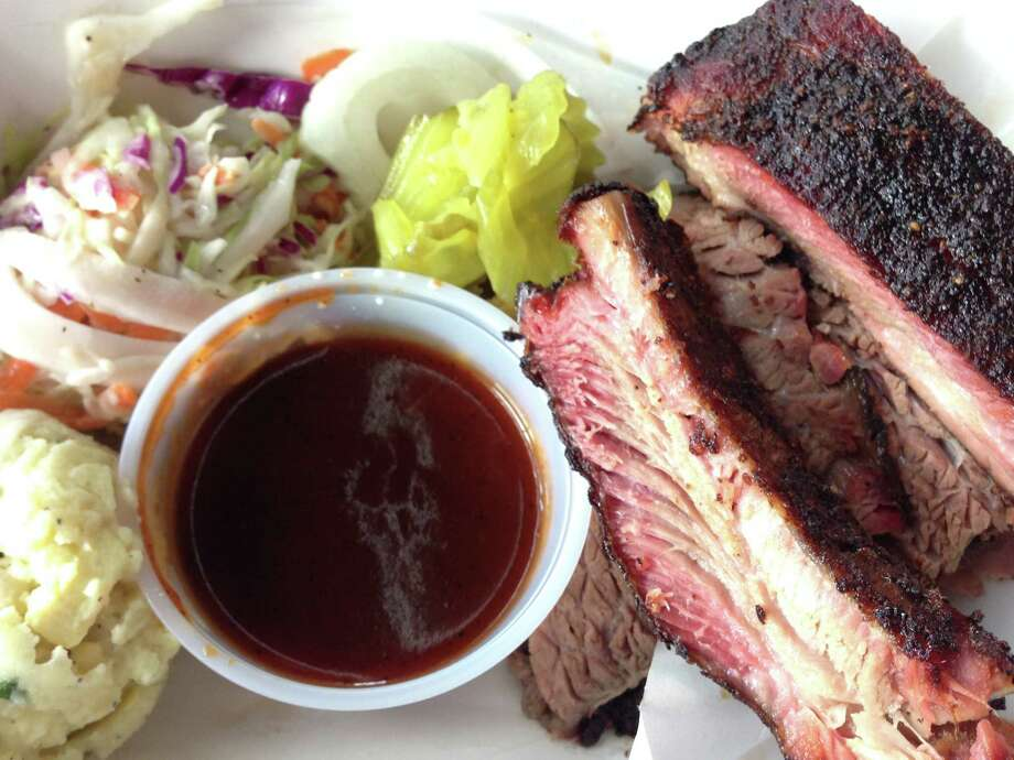 Happy Father's Day weekend!If you're still not sure what to get your old man, consider a trip to one of Houston's hottest BBQ joints. Here's a round-up of local's top 10 spots. Photo: Greg Morago