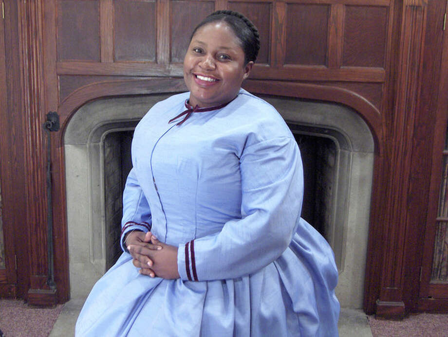 Contributed photo Stephanie Jackson, of Farmington, originated the role of Elizabeth Keckly for the East Haddam Stage Company in 2006.