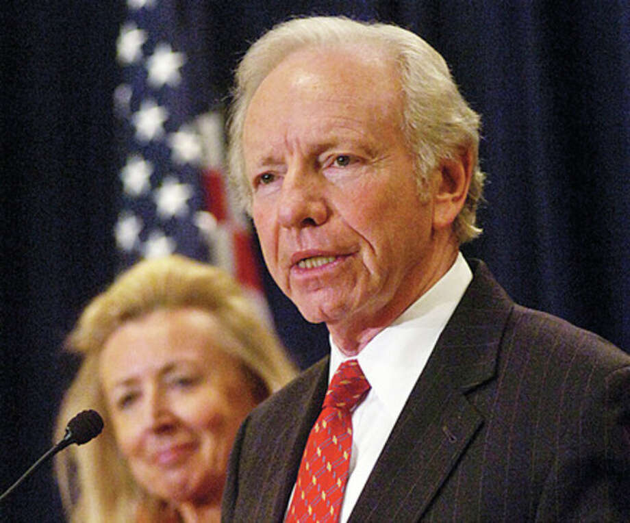 U.S. Senator Joseph Lieberman, I-Conn. File photo by Erik Trautmann. / (C)2011, The Hour Newspapers, all rights reserved