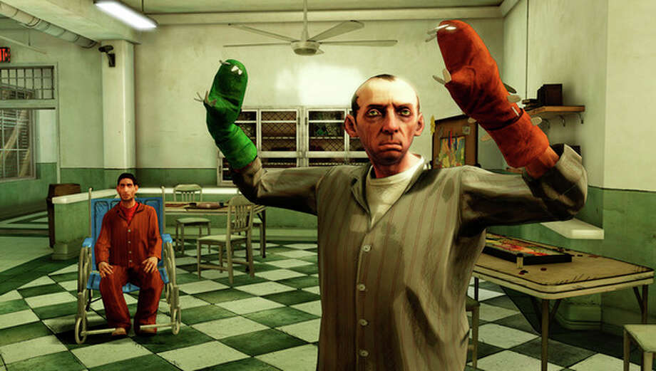 """In this video game image released by 2K Games, a scene is shown from """"Darkness II."""" (AP Photo/2K Games) / 2K Games"""