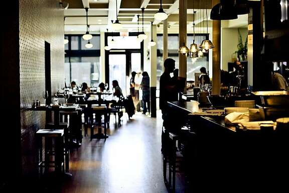 Locanda, the Roman-themed restaurant from the Delfina team, opened April 28, 2011, at 557 Valencia St.