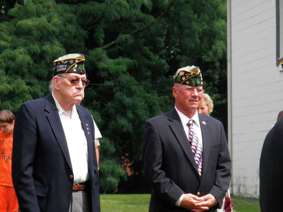 Alfred 'Buddy' Ladislaw honored as Veteran of the Month for August in Norwalk