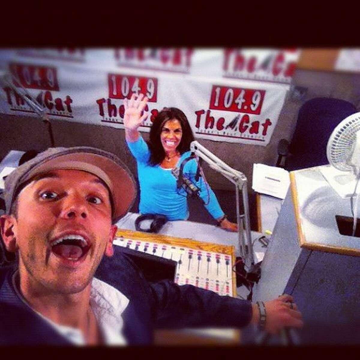 3. Jake & Dana, 100.9 FM The Cat.