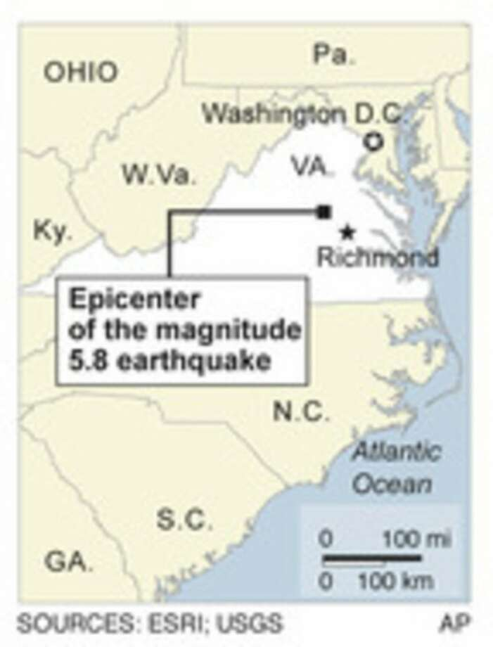 East Coast Quake: Why it was felt in Wilton
