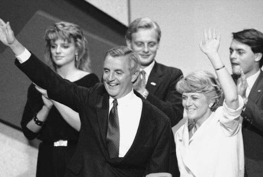Spokeswoman: Geraldine Ferraro, the first woman to run for vice president, has died at 75