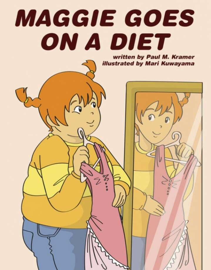 "AP photo / Aloha Publishers This book cover image shows the cover of ""Maggie Goes on a Diet,"" by Paul M. Kramer and Mari Kuwayama."