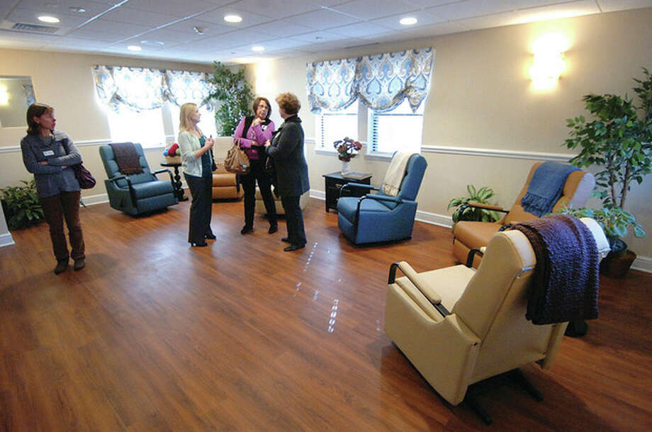 The Memory Care room at ElderHouse. / © 2012 The Hour Newspapers