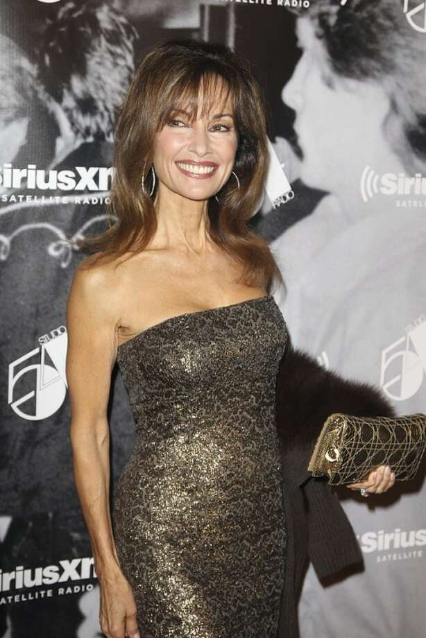 "FILE - In this Tuesday, Oct. 18, 2011 photo, actress Susan Lucci attends the SiriusXM reopening of Studio 54 for ""One Night Only"" at Studio 54 in New York City. The ""All My Children"" veteran is returning to the world of soap operas. But this time, the stories will be real. The Investigation Discovery network says Lucci will host and narrate ""Deadly Affairs."" It said Thursday, Jan. 12, 2012 the new series will explore real-life cases of romance gone wrong and the crimes of passion that resulted. (AP Photo/Donald Traill)"
