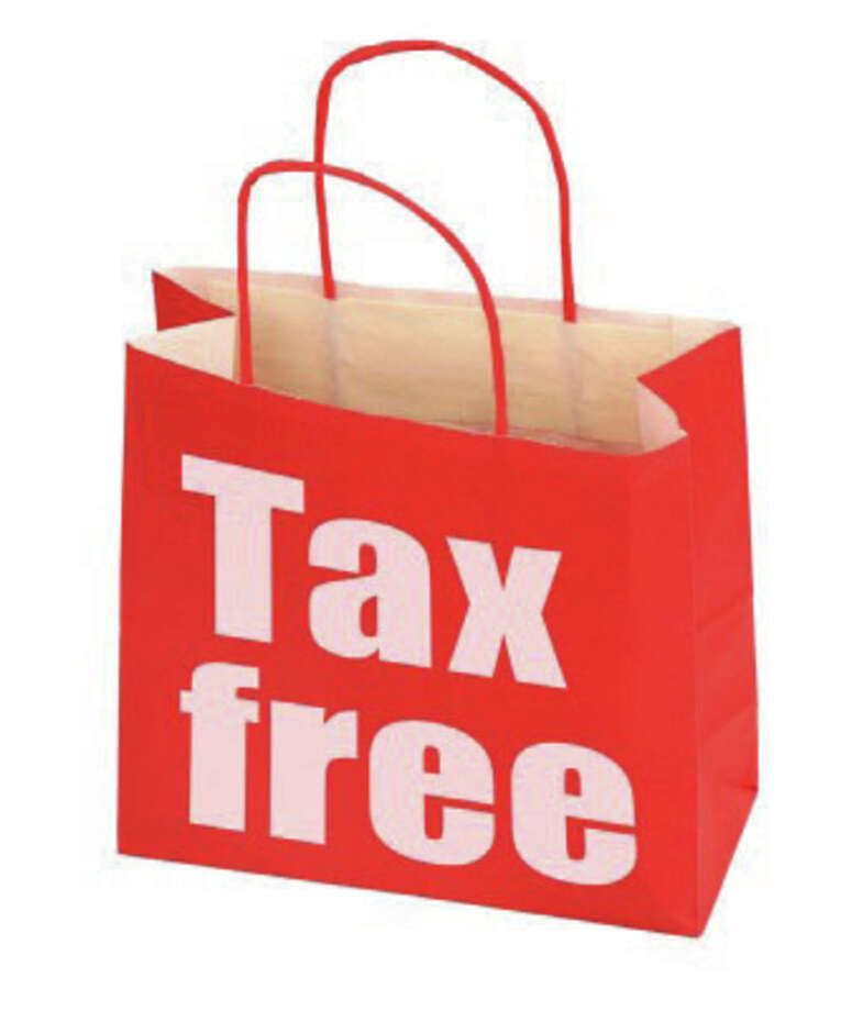 Shopping is 'Tax Free' next week