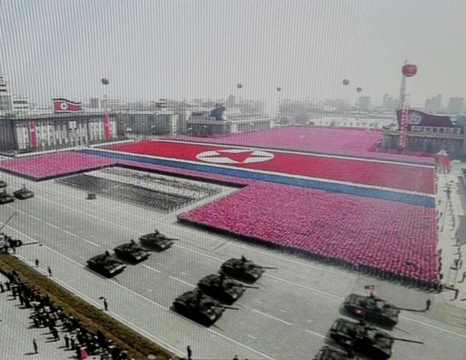 New North Korean leader makes first public speech / KRT via AP video