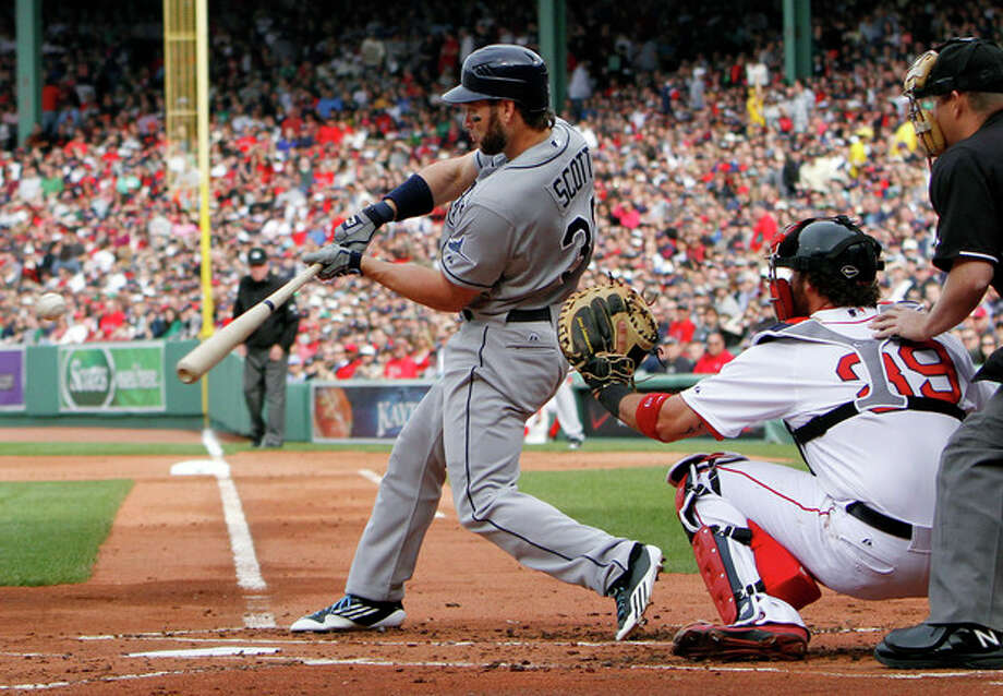 Red Sox beat Rays behind 5 RBIs by Ortiz / AP