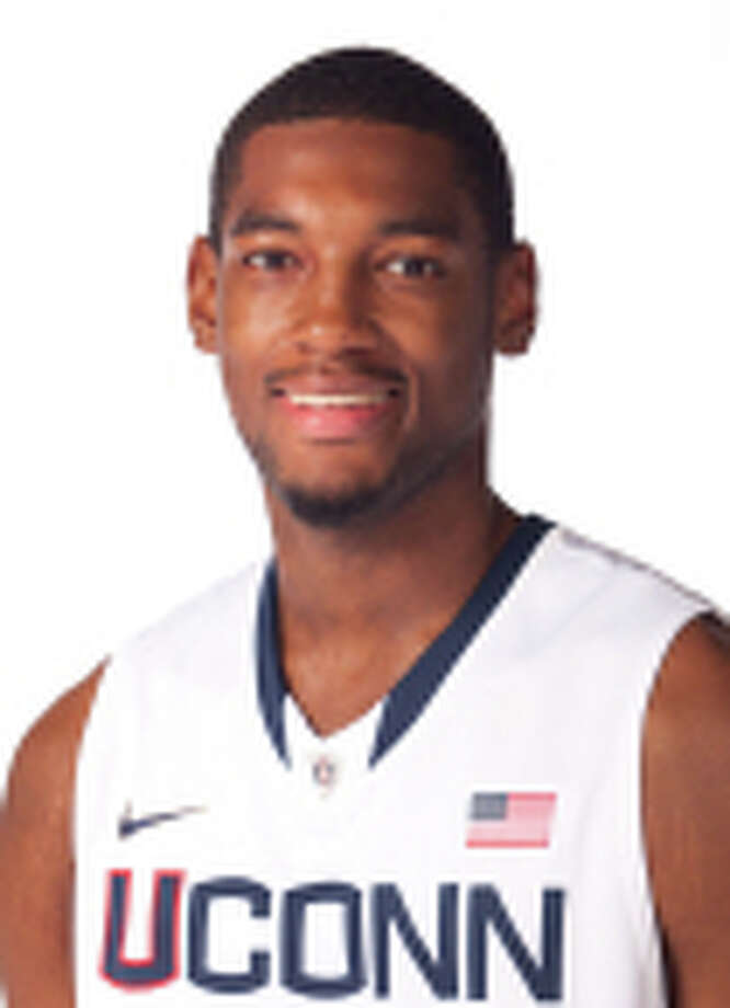 UConn sophomore Roscoe Smith has announced his attentions to transfer from the school. (AP photo)