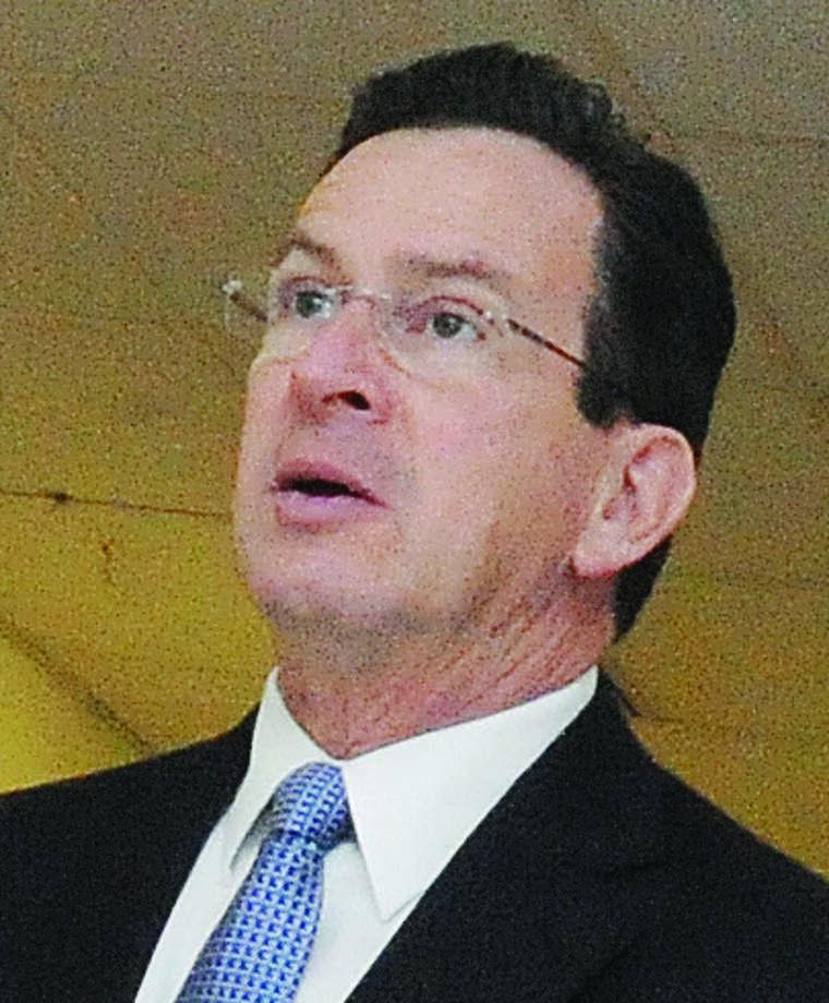 Governor Dannel P. Malloy. Photo/Matthew Vinci