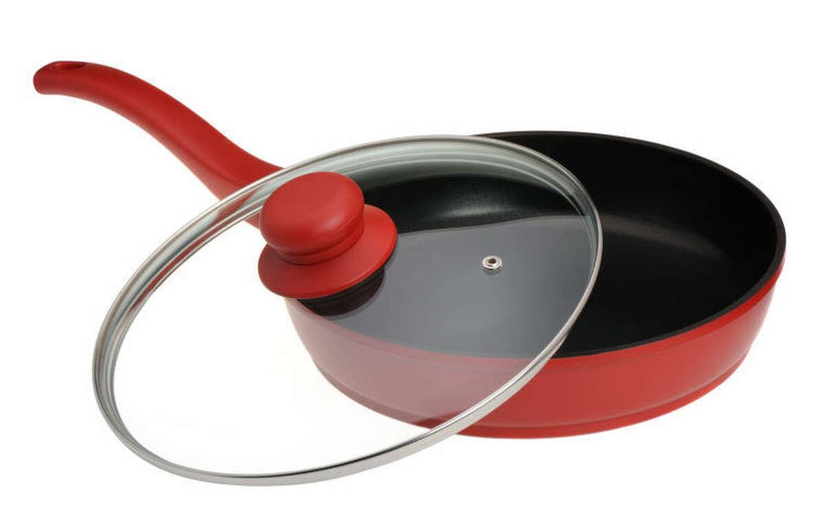 Frying pan - kitchen utensils
