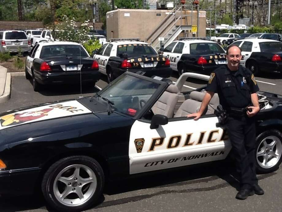 Police get new DARE car
