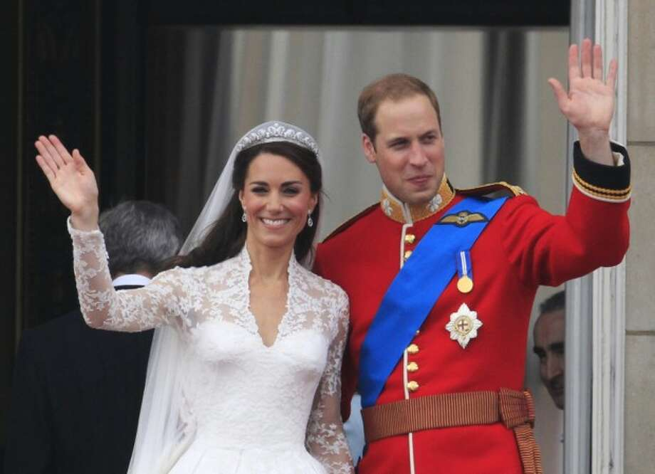 Sarah Burton was the designer of royal wedding dress worn by Kate Middleton.