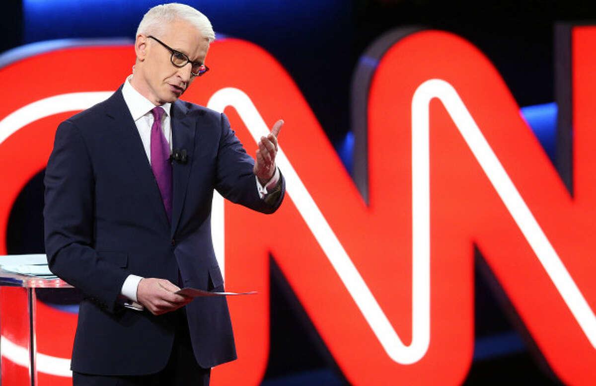 Rank: 3 Guest co-host: Anderson Cooper Positive Q Score: 24 Recognition Score: 68