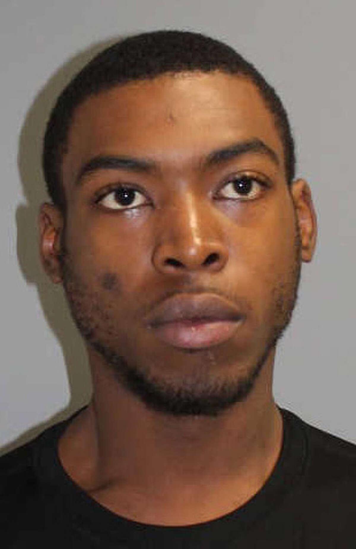 Terrance Baxter, 22, of Norwalk