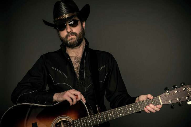 Wheeler Walker Jr. will perform at House of Blues on Saturday.