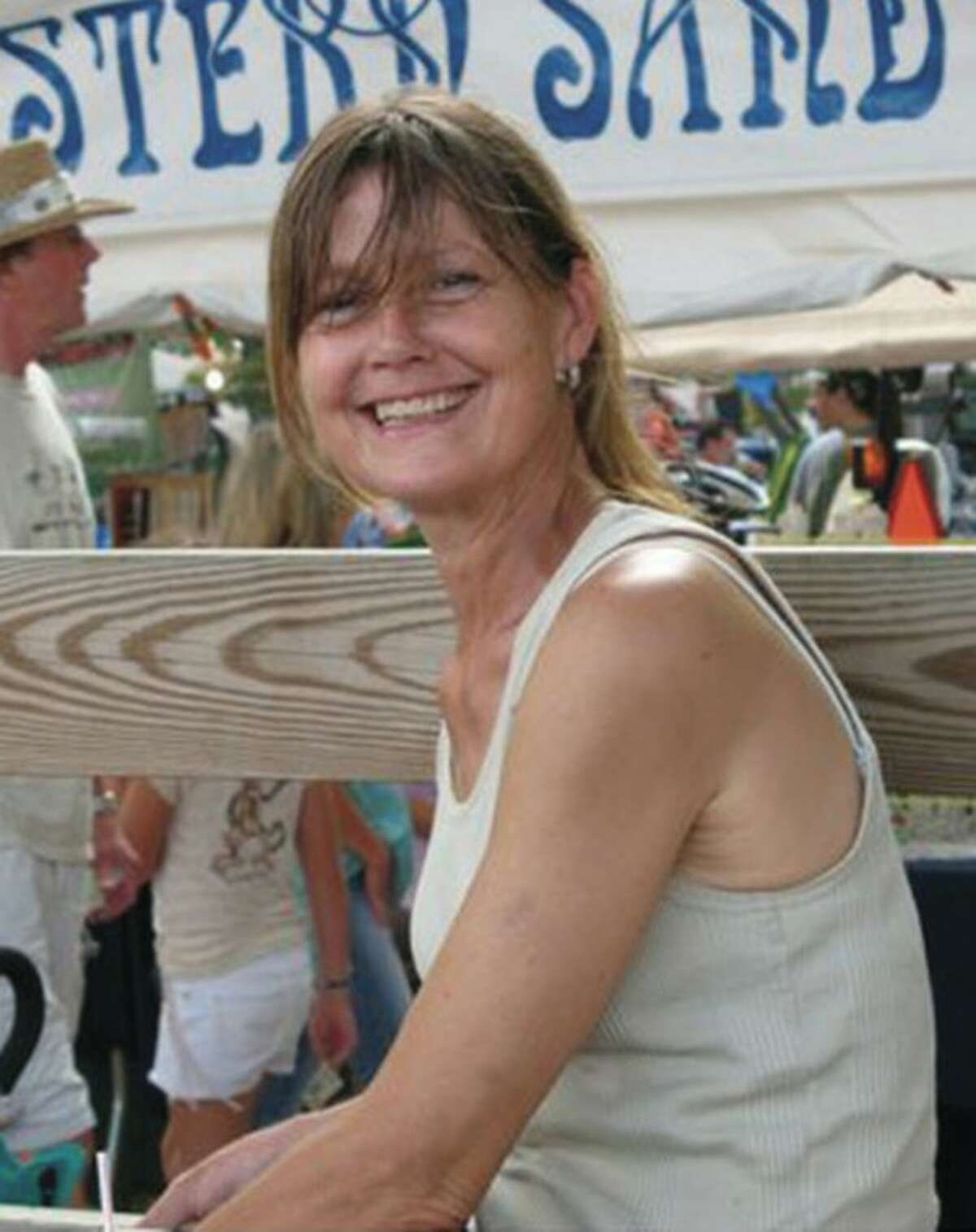 """FILE - This undated file photo provided by the Nash family via Brigham and Women's Hospital in Boston, shows Charla Nash of Stamford, Conn., prior to being mauled by a Chimpanzee in 2009. Nash underwent a face transplant in May 2011. Nash tells NBC's """"Today"""" show, Monday, Nov. 21, 2011, she's returning to more of her normal life and her donor face has begun molding to her underlying bone structure. (AP Photo/Family Photo, File)"""
