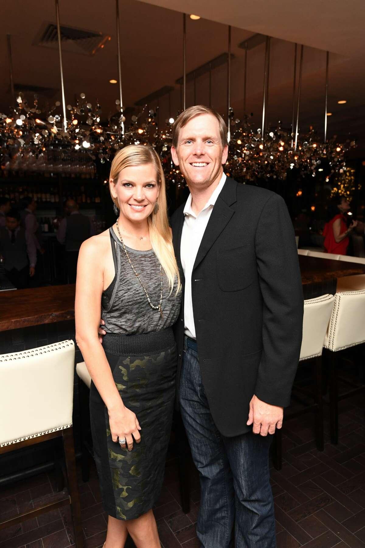 Jennifer and Mike Quinn