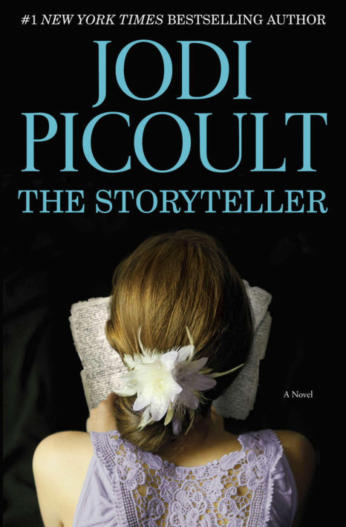 """This book cover image released by Atria shows """"The Storyteller,"""" by Jodi Picoult. (AP Photo/Atria)"""