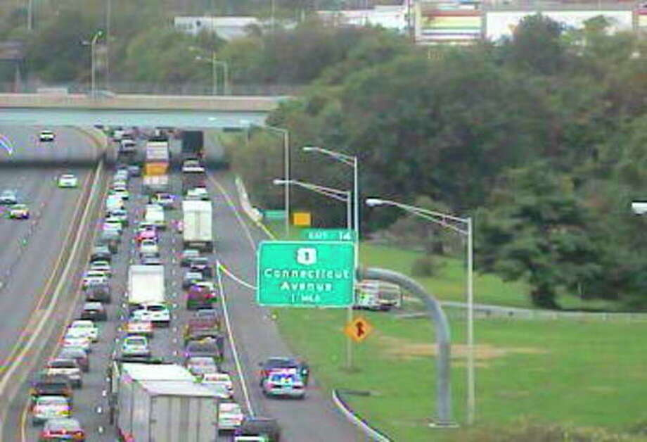 Morning commute a nightmare on I-95 after two accidents