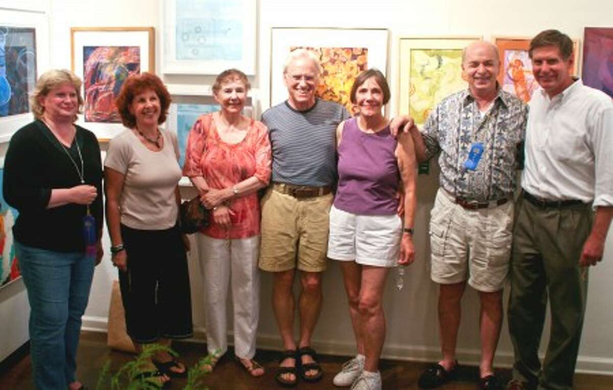 """Rowayton Arts Center announces award winners for """"Out Limits: Abstract Art"""" Exhibit"""
