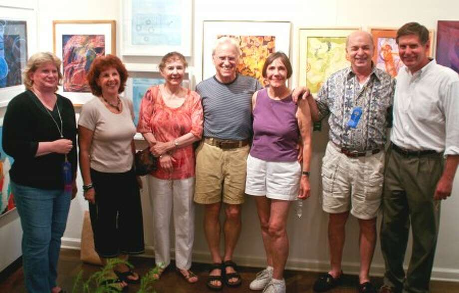 "Rowayton Arts Center announces award winners for ""Out Limits: Abstract Art"" Exhibit"