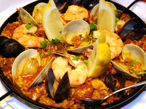 Norwalk Pawn Shop >> Authentic Spanish Paella - The Hour