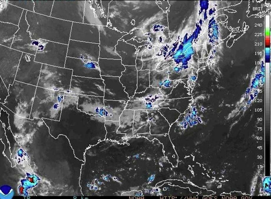 National Weather Service: Flash flooding, damaging winds possible Sunday afternoon