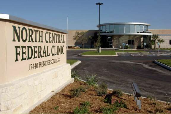 The North Central Federal Clinic, a joint venture between the U.S. Department of Veterans Affairs and the Department of Defense, is located at 17440 Henderson Pass on San Antonio's North Side.
