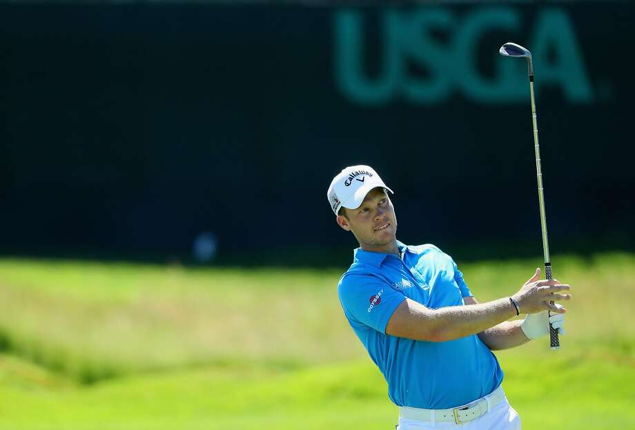 """England's Danny Willett says Oakmont will harken """"back to kind of how people see U.S. Open golf."""" Photo: Andrew Redington, Getty Images"""