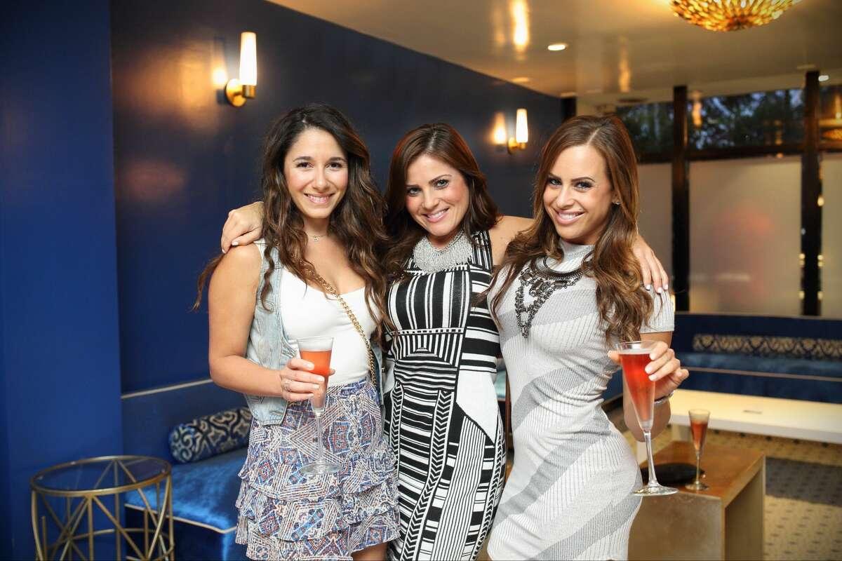 Shireen Hadi, Tesha Watral, Alexis Paige