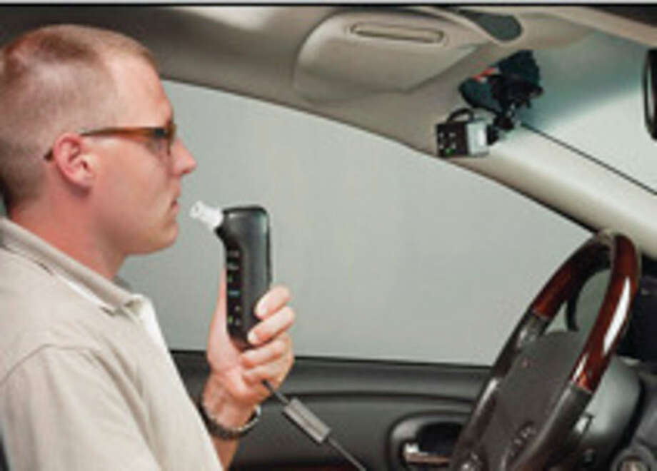 The Ignition Interlock Device, which deters drinking and driving. Contributed photo.