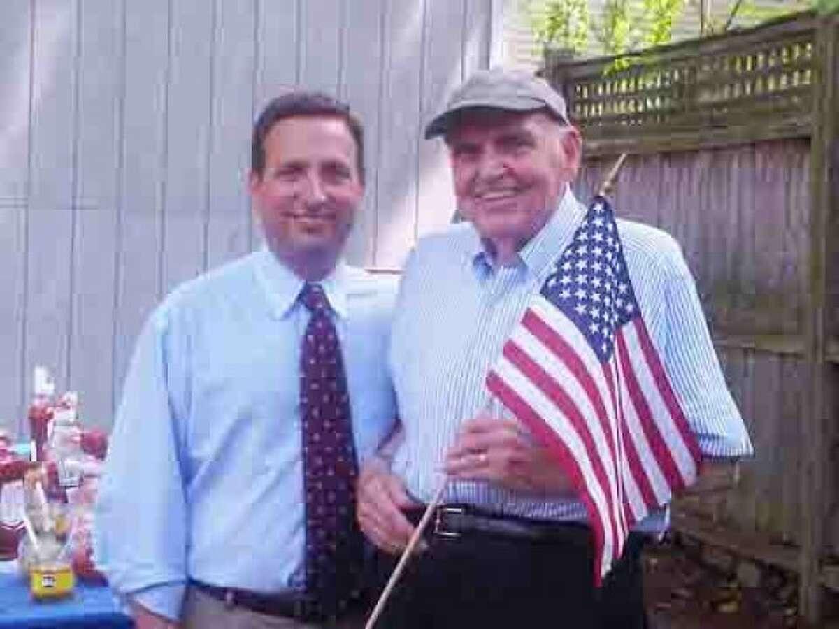 Photo taken by State Sen. Bob Duff