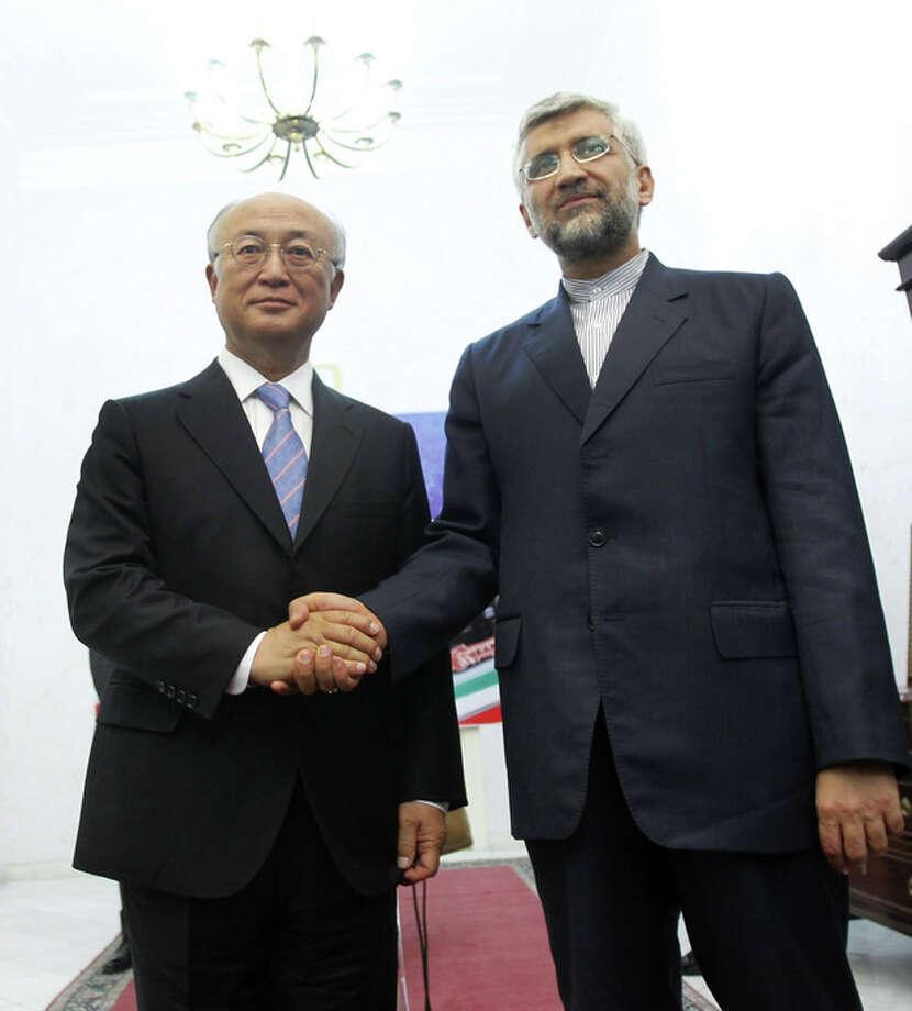 AP / Islamic Republic News Agency, IRNA